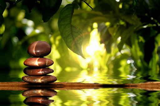 Cuadros zen relajante for Imagenes zen