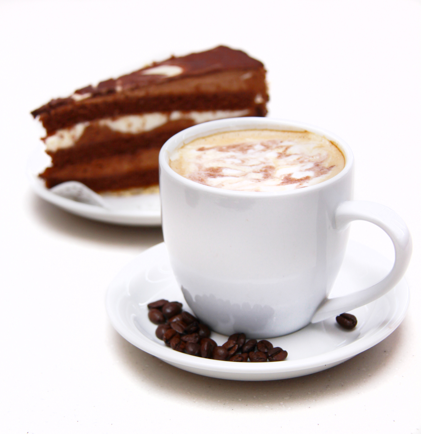 clipart coffee and cake - photo #41